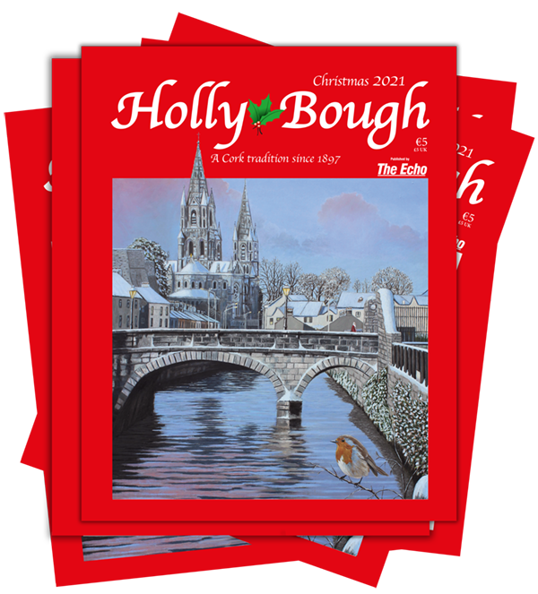 Holly Bough Cover 2021